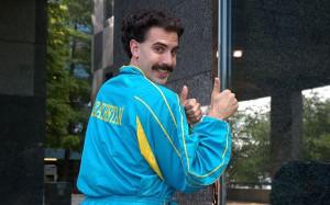 As Borat: America national