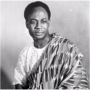 Kwame Nkrumah,the founding father of Ghana, which welcomes people of ...