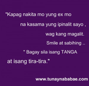 Mga Banat Quotes Pictures