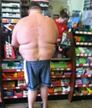 People Who Skipped Leg Day