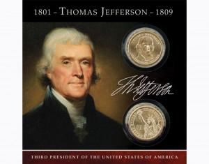 Thomas Jefferson 1 Coin. Thomas Jefferson Deist Quote. View Original ...