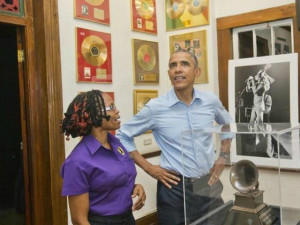 Obama Quotes Bob Marley In Jamaica: 'None Of Us Can Afford To Take ...