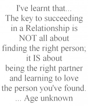 Quotes About Finding The Right Person. QuotesGram