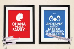 Lilo And Stitch Quote Ohana