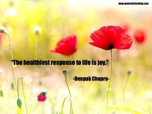 Deepak Chopra Quotes HD Wallpaper 17