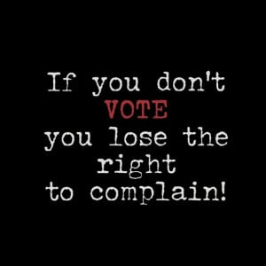 Quote Don 39 t Complain If You Don 39 t Participate