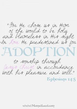 inspirational adoption quotes