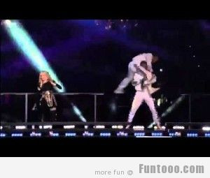 Rock Concert: Anything Can Happen