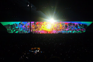 Roger Waters Opent The Wall