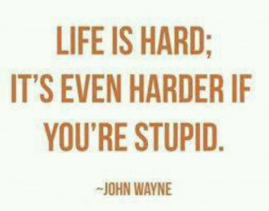 Love john wayne quotes