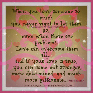 letting go of someone you love | when you love someone so much you ...