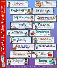 Free virtues writing packet More
