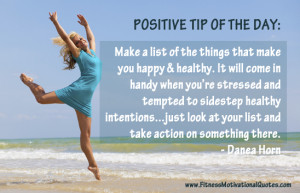 Positive Tip Of The Day