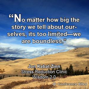 Jon Kabat Zinn Quotes Jon kabat-zinn