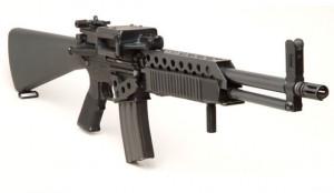 Custom AEG of the Eugene Stoner M63 Image