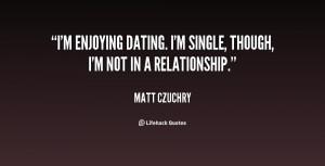 Im Not Single Quotes