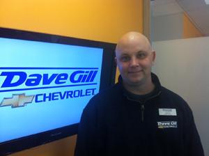 Dave Gill Chevrolet Collision Center