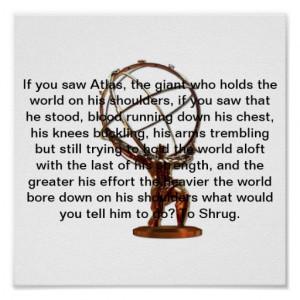 Atlas Shrugged Quotes