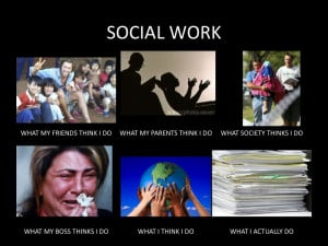 Doing Social Work – Funny