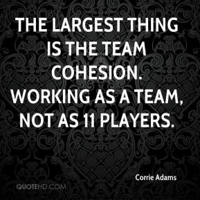 Cohesion Quotes