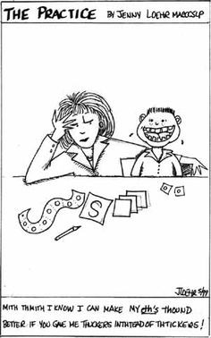Speech Therapy - Humor