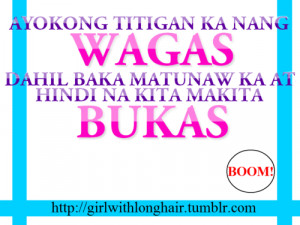 Pinoy Love Quotes Tagalog And Cheesy Linesboy Banat Images Htm