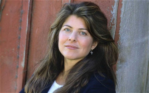 The writer Naomi Wolf, whose latest book is 'Vagina: A New Biography ...