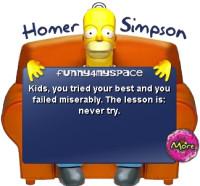 Funny Birthday Quotes Simpsons
