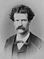 Twain en 1867.