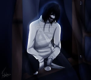 Jeff The Killer. by CrazyPanda96