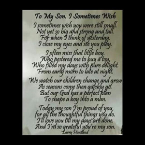 my sonLife Lessons, To My Sons, Poems For Sons, Children, Mom And Sons ...