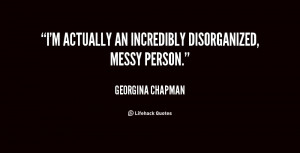 Quotes About Messy People