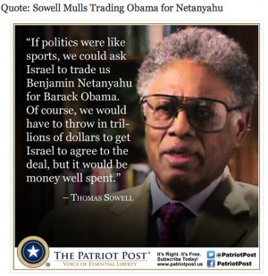 Another Good Thomas Sowell Quote