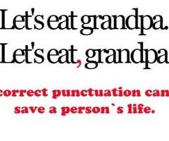 ... , haha, lol, punctuation, quotes - inspiring picture on Favim.com