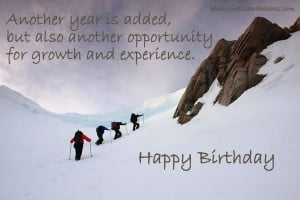 birthday18 Inspirational birthday quotes, Inspiration picture images ...