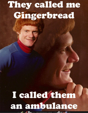 Funny Ginger Pictures Gallery