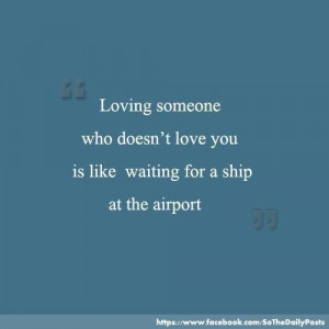 Ship at the airport picture quotes image sayings