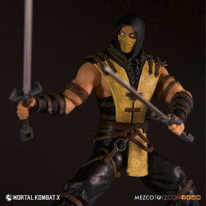 Mortal Kombat X : Scorpion