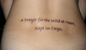 30 Impressive Short Quotes For Tattoos