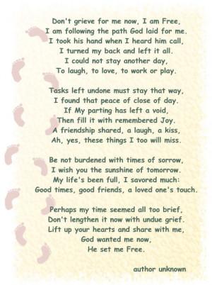 in loving memory of carrel