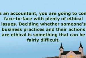 progression of ethical dilemmas