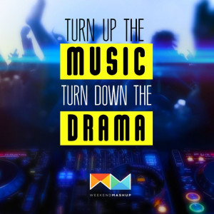 Turn Up Party Quotes Turn up the #music turn down