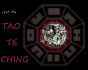 The Tao Te Ching.