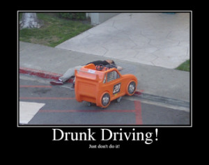 Related Pictures funny quote too drunk to drive when you swerve to ...