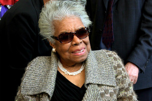 Revered writer Maya Angelou dies at age 86