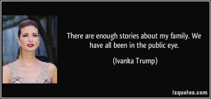 More Ivanka Trump Quotes