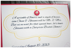 ... Bridal Planning Cucina Summer Flowers Greeting Card Sayings Wedding