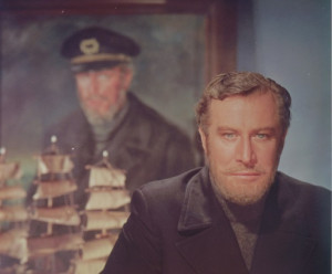 The Ghost and MRs. Muir - Captain Gregg, aka