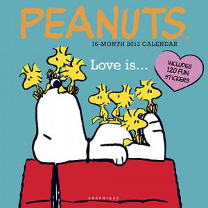 Peanuts 2013 Wall Calendar