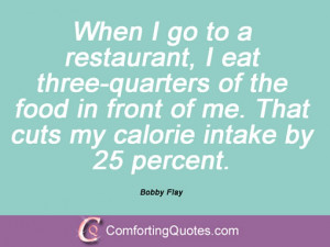Bobby Flay Quotes